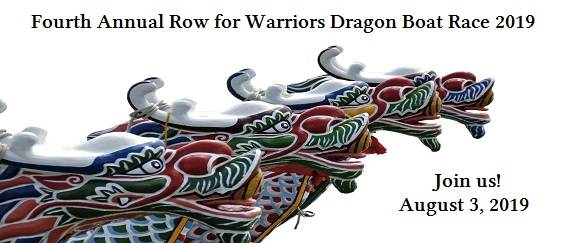 image for 2019 Row for Warriors Dragon Boat Race
