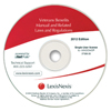 Veterans Benefits Manual and the Federal Veterans Laws, Rules and Regulations on CD-ROM
